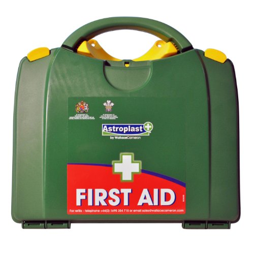 Astroplast Green Box 20 personen First Aid Kit