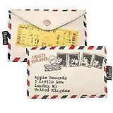 BEATLES ビートルズ (来日55周年記念) - Ticket Purse/Disaster(U.K.ブランド) / 財布 【公式/オフィシャル】