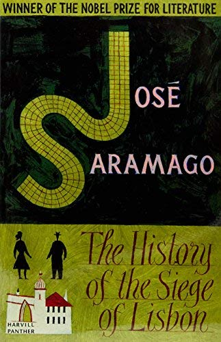 History Of The Siege Of Lisbon (Panther) by Jose Saramago (2000-06-01)