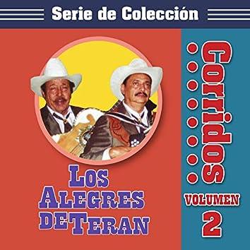 Serie De Coleccion Corridos, Vol. 2