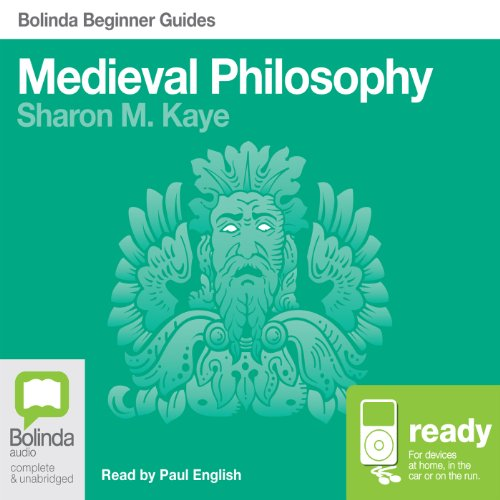 Medieval Philosophy: Bolinda Beginner Guides audiobook cover art