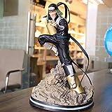 Poupée Naruto Sarutobi Hiruzen Estatua PVC Figuras de Anime Naruto Shippuden Sarutobi Hiruzen Figura...