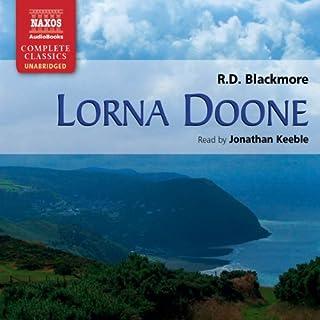 Lorna Doone [Naxos] audiobook cover art