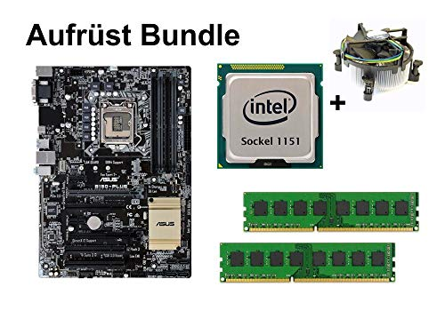 Aufrüst Bundle - ASUS B150-Plus + Intel Core i7-6700K + 16GB RAM #156381