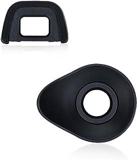JJC Visor Ocular para Nikon D750 D610 D600 D7200 D7100 D7000 D5100 D5000 D90 D80 D70S D70 D60 D300s D300 sustituir Nikon DK-21 DK-23 Eyecup