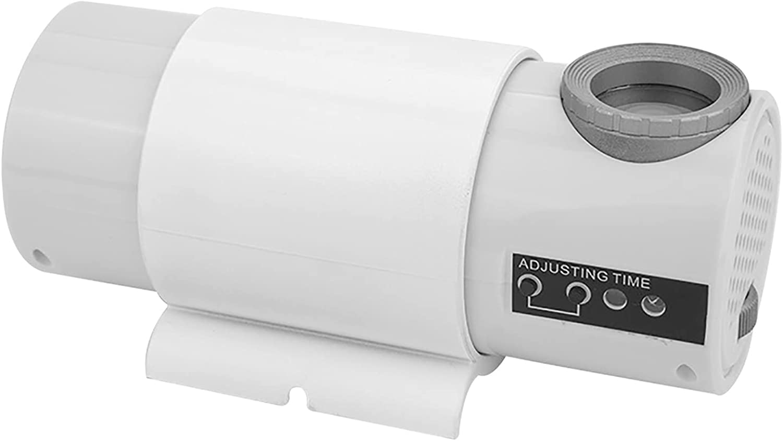 Sdoveb 35% OFF 180 ° Rotated Led Lamp Clock Max 61% OFF Projection LED