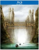 The Lord of the Rings: The Fellowship of the Ring Extended Edition 5 DISC SET!