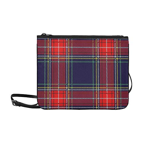 WYYWCY Tartan tradicional Escocés cuadros alta calidad