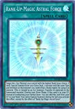 Yu-Gi-Oh! - Rank-Up-Magic Astral Force - INCH-EN044 - Super Rare - 1st Edition - Infinity Chasers