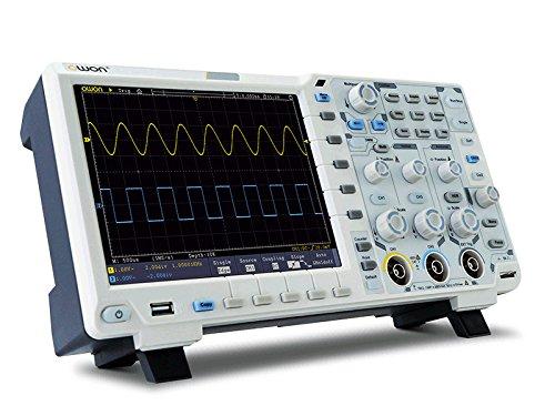 OWON XDS3202 デジタルオシロスコープ 標準8bitAD 200MHz 2GS/s 40Mpts 2ch