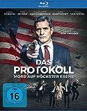 Das Protokoll - Mord auf höchster Ebene [Alemania] [Blu-ray]
