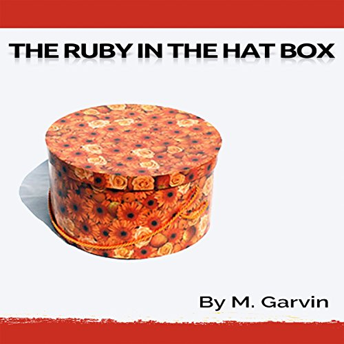 The Ruby in the Hat Box audiobook cover art