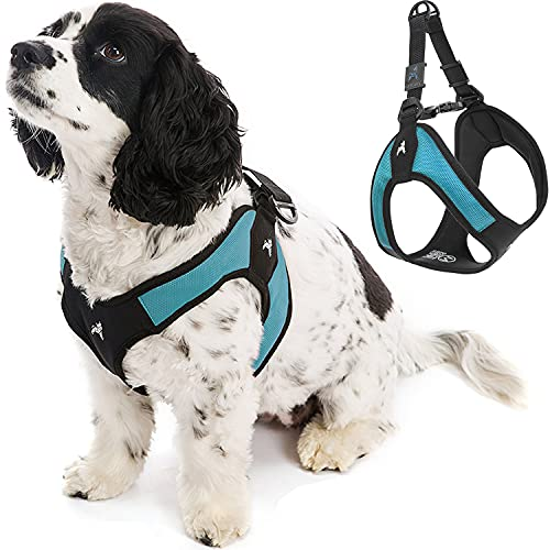 Gooby Escape Free Step-in Harness