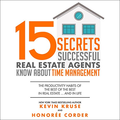 Page de couverture de 15 Secrets Successful Real Estate Agents Know About Time Management