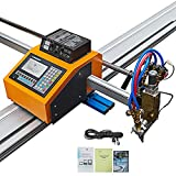 Mophorn CNC Plasma Cutter 63' x 118' Effective Cutting, Portable CNC Machine 110V, Professional Plasma Cutting Machine, Flame Cutting Machine for Oxyfuel and Plasma Cutting