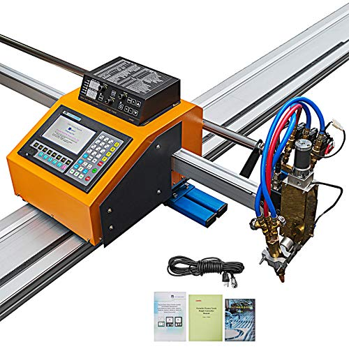 Great Deal! Mophorn CNC Plasma Cutter 63 x 118 Effective Cutting, Portable CNC Machine 110V, Profe...