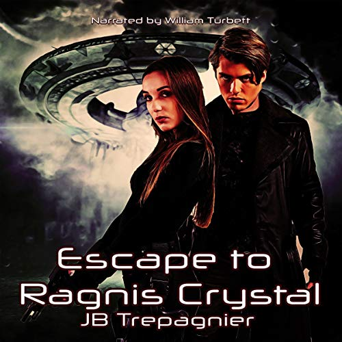 Escape to Ragnis Crystal audiobook cover art