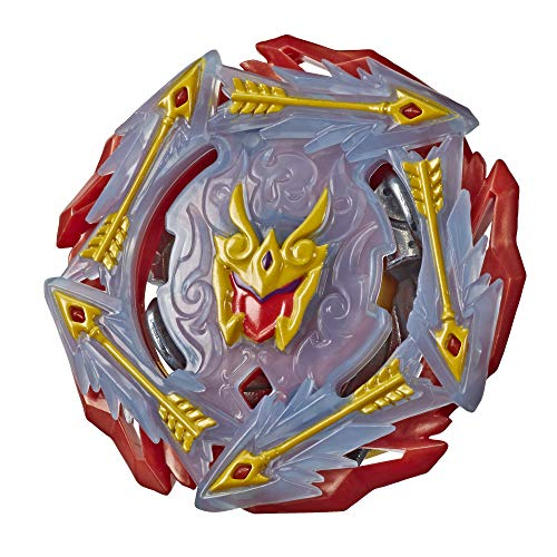 BEYBLADE Burst Rise Hypersphere Rudr R5 Single Pack -- Balance Type Right-Spin Battling Top Toy, Ages 8 and Up