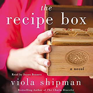 The Recipe Box audiobook cover art