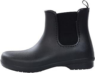 Crocs Freesail Chelsea Boot W, Botas de Agua Mujer