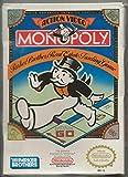ORIGINAL Vintage 1991 Nintendo NES Monopoly CIB w/Manual