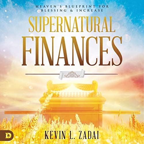 『Supernatural Finances』のカバーアート
