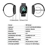 Zoom IMG-2 autoecho smart watch tracker fitness