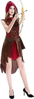 Women Deluxe Snow Queen Halloween Costume Princess Gown Fancy Dress