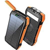 Moskiz 33500mAh Solar Power Bank