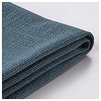 KIVIK Chaise Lounge Cover Hillared Dark Blue Slipcover