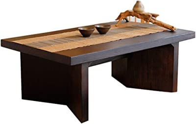 Tables Tatami Coffee Japanese Style Bay Window Yangdi and Room Simple Solid Wood Chinese Tea (