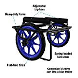 Seattle Sports Paddleboy ATC All-Terrain Center Kayak and Canoe Dolly Carrier...