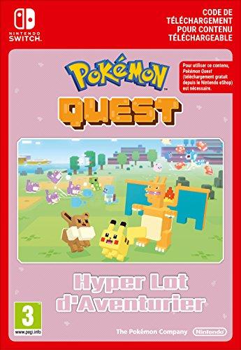 Pokémon Quest Ultra Expedition Pack DLC | Switch - Version digitale/code