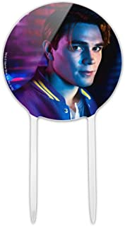 GRAPHICS & MORE Acrylic Riverdale Archie Character Cake Topper Party Decoration for Wedding Anniversary Birthday Graduation