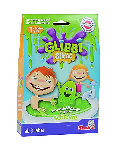 Simba 105954666 Glibbi Slime für die Badewanne