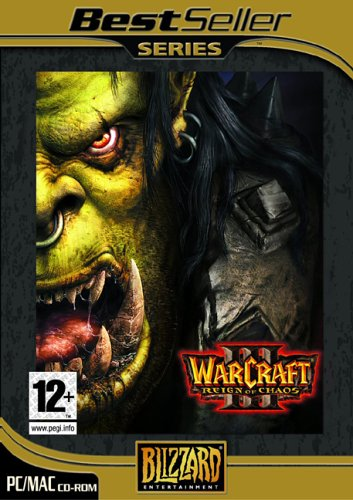 Warcraft III: Reign Of Chaos (PC CD) [Importación inglesa]