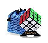 ROXENDA Moyu Aolong V2 3x3 Speed Cube, Profesional Cubo de Velocidad 3x3 - Giro Fácil y Juego Suave para Principiantes...