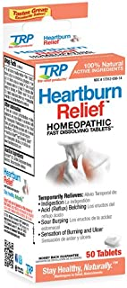 THE Relief Products Heartburn Relief, 50 Count