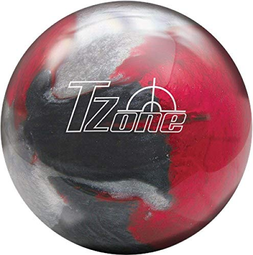 Brunswick Bowlingball TZone Scarlet Shadow Cosmic in Allen Gewichten Größe 15 LBS