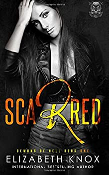 Paperback Scarred (Demons of Hell MC) Book