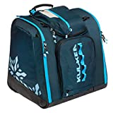 KULKEA Powder Trekker Ski Boot Bag - Orchid/Steel Blue (Blue Run)