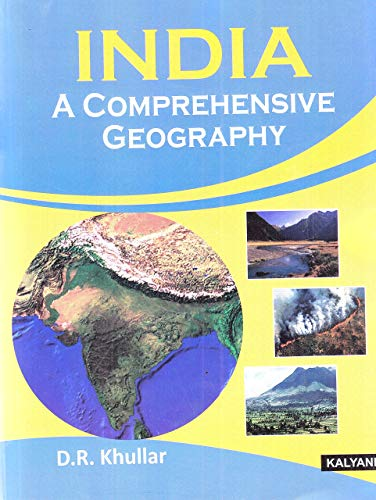 India a comprehensive geography - D.R. khullar