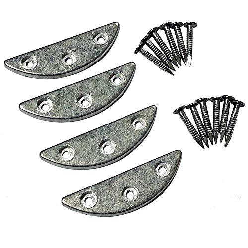 [サンストーン] TTCH 新三つ穴プロテクター 大 靴底用金具