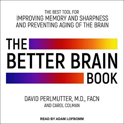 The Better Brain Book cover art