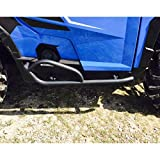 Polaris General 1000 All Years Rock Guards/Nerf Bars