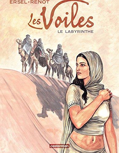 Les voiles (Tome 2) - Le labyrinthe