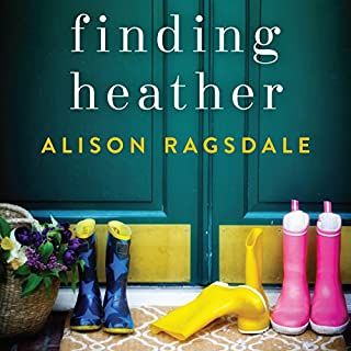 Finding Heather cover art