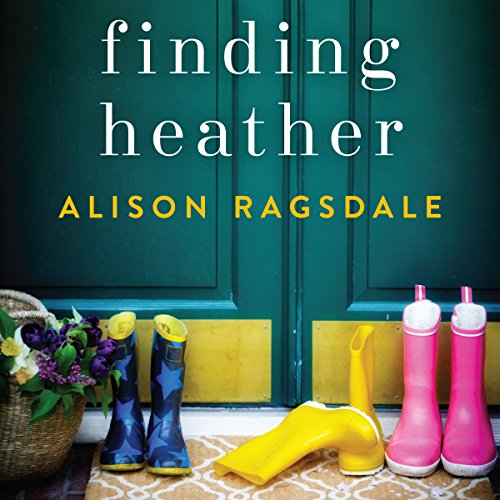Finding Heather audiobook cover art