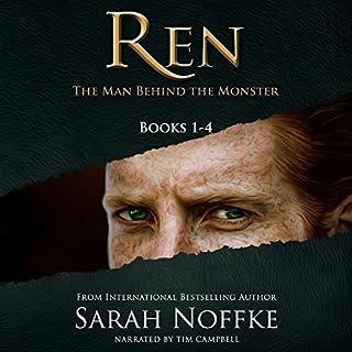 Ren Series Boxed Set, Book 1-4 cover art