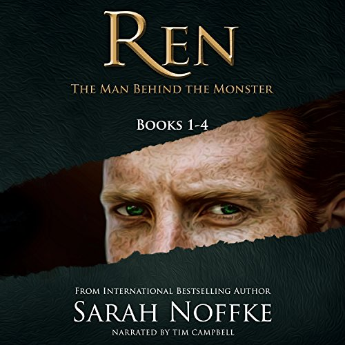 Ren Series Boxed Set, Book 1-4 audiobook cover art